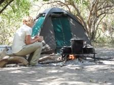 Am Campfeuer
